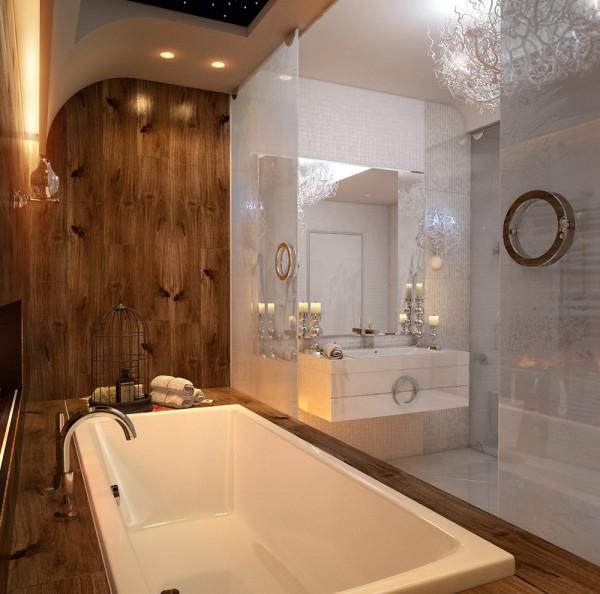 Beautiful Master Bathroom Ideas: Een Diepgaande Blik Op 8 Super Luxe Badkamers