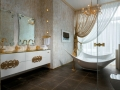 33-Gold-white-bathroom-decor-600x399