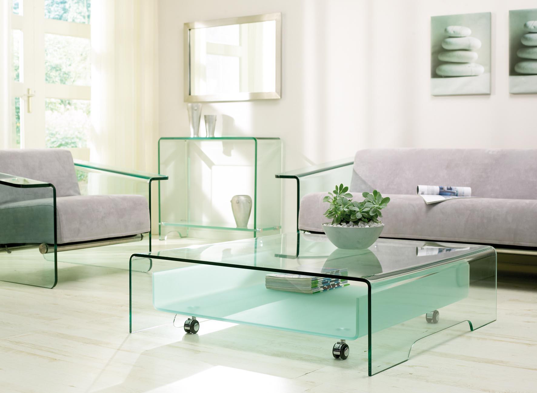 Voor en nadelen van diverse soorten salontafels - Stoelen voor glazen tafel ...