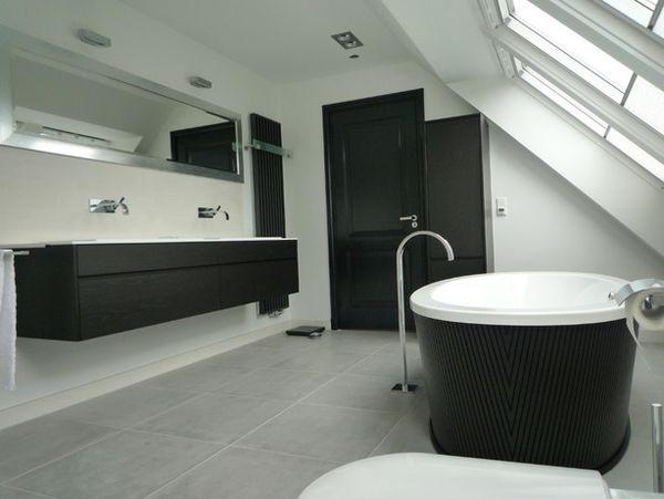 Moderne badkamer voorbeelden en idee n - Voorbeeld deco badkamer ...
