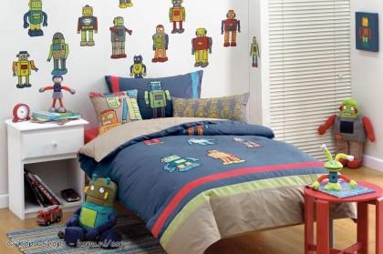 Voorbeelden van leuk kinderbeddengoed