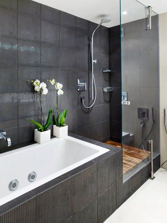 moderne badkamer voorbeeld