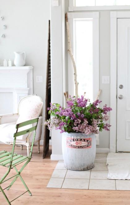 6 Manieren om de lente naar je voordeur te halen
