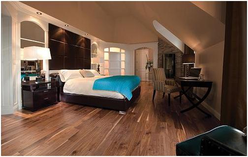 slapen hotelkamer