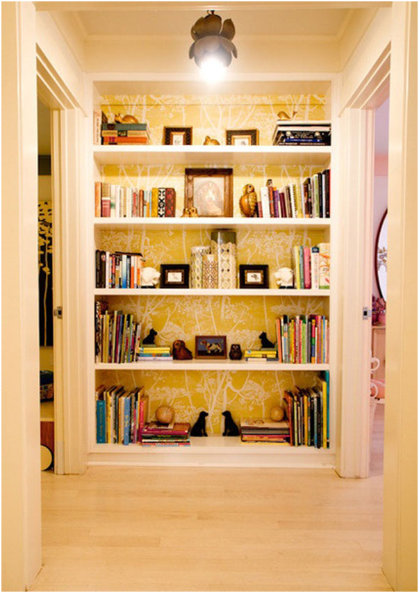 indeling boekenkast