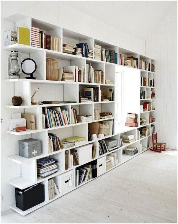 boekenkast pimpen