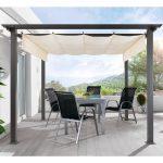 Heerlijk tafelen met vrienden of familie aan een lounge dining set