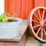 Zinken vuilnisemmer is smaakmaker voor huis en tuin