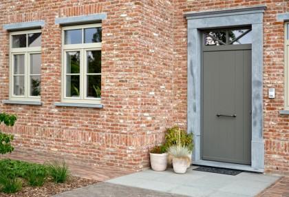 5 voordelen van een kunststof buitendeur