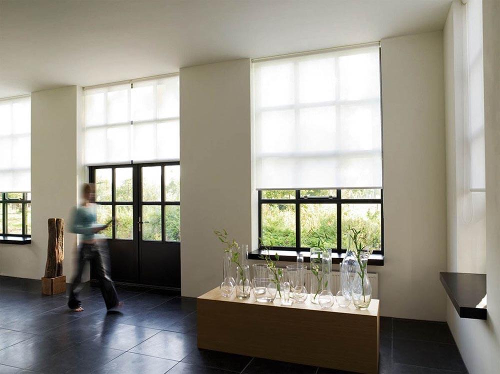 Rolgordijnen op maat passen perfect bij je interieur