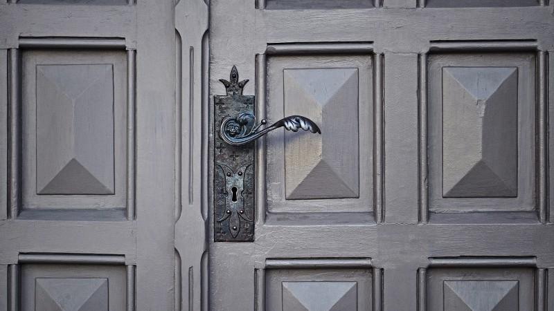 Ben inbrekers te slim af met een goed deurbeslag!
