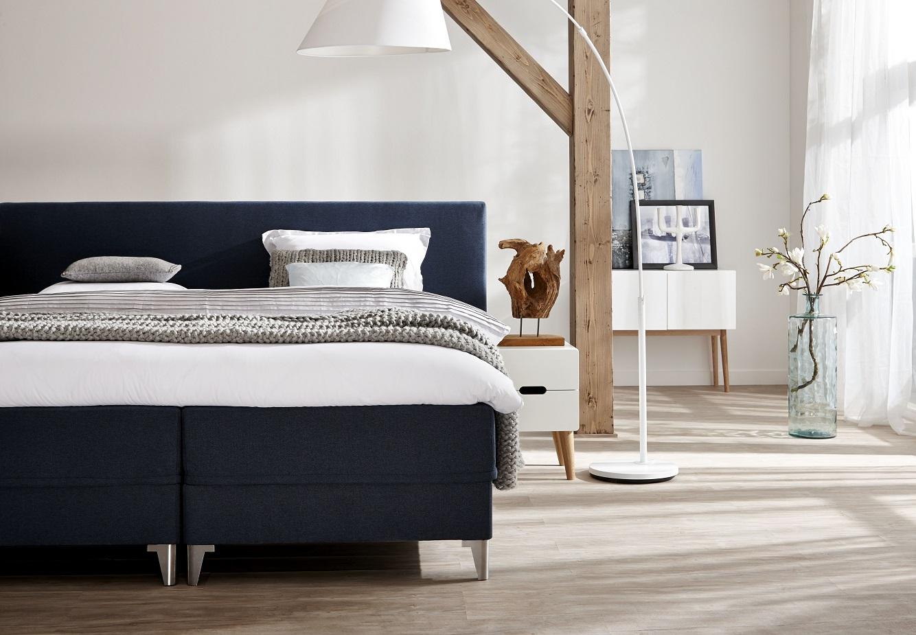 Maak van jouw slaapkamer een ruime, sfeervolle ruimte -