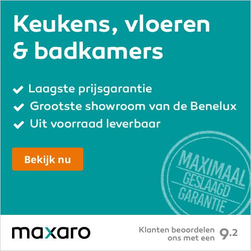 Maxaro keukens, vloeren, badkamers